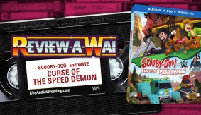Review-A-Wai – Scooby-Doo & WWE: Curse of the Speed Demon (with Braden Herrington)