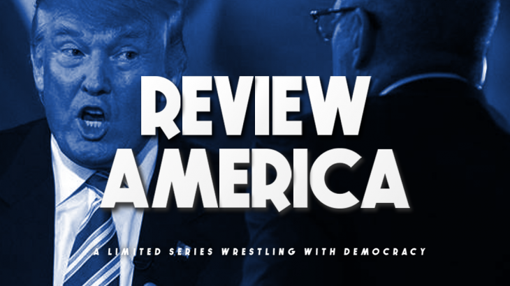 Review America – Commander in Chief Forum with Brian Mann & Nate Milton