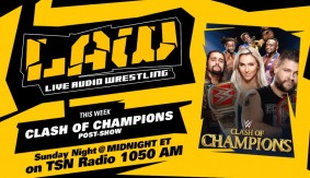Sept. 25 Edition of The LAW – WWE Clash of Champions, Jim Ross
