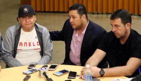 Liam Smith, Joe Gallagher & Jose Reynoso Media Roundtable – HBO PPV: Canelo vs. Smith
