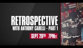 "Anthony ""Santino Marella"" Carelli on Japanese vs. American Pro Wrestling Culture – Retrospective Wed. Sept. 28 at 7 p.m. ET"