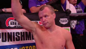 Bellator 162: Foundations with Alexander Shlemenko