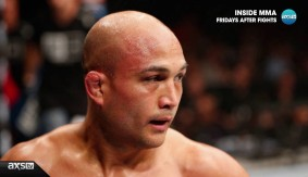 "BJ Penn on Return at Featherweight vs. Ricardo Lamas – ""I'm Going to Bet on Myself and Make a Lot of Money"""