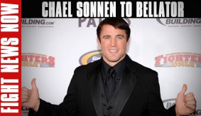 Chael Sonnen Signs with Bellator MMA on Fight News Now