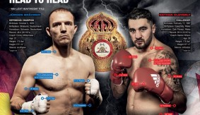 Jurgen Brahmer vs. Nate Cleverly for WBA Light Heavyweight Title – Tale of the Tape
