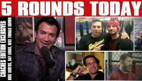 Duke Roufus on CM Punk, Ray Longo on Jeet Kune Do, Mike Thomas Brown on Top Control | 5 Rounds Today