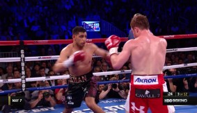 Full Fight – Canelo Alvarez Knocks Out Amir Khan from May 7, 2016