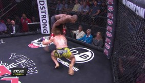 Full Report & Video Highlights – Levan Makashvili Submits Sean Soriano at CES MMA 38