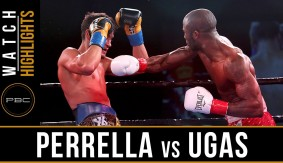 Full Report, Video Highlights & Photos – Yordenis Ugas Delivers First Loss for Bryant Perrella at PBC