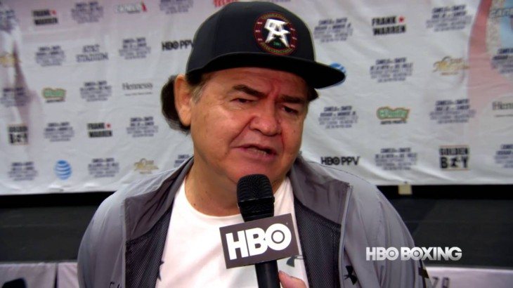 """HBO PPV: Canelo's Manager Jose """"Chepo"""" Reynoso Interview with Kieran Mulvaney"""