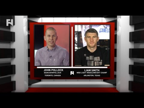 HBO PPV: Liam Smith – 'I Don't Blame' Canelo for 'Ducking' Gennady Golovkin