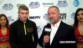 """HBO PPV: Liam Smith on 'The Canelo Show' – """"This is Smith-Canelo, That's Petty Stuff"""""""