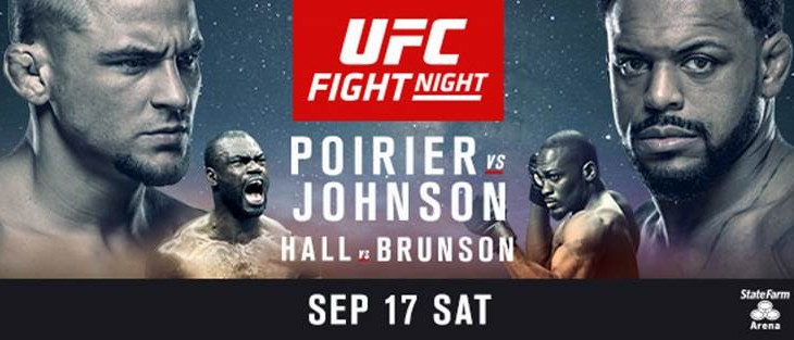 UFC Fight Night Hidalgo: Pre-Fight Quotes from Dustin Poirier, Michael Johnson, Uriah Hall & Derek Brunson