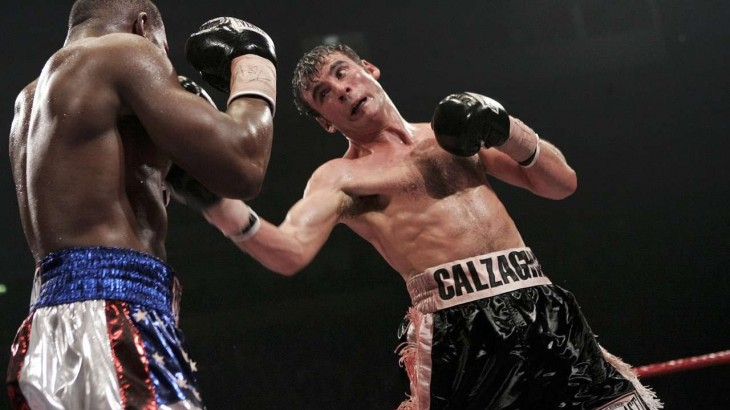 Joe Calzaghe 'Silences Critics' Against Jeff Lacy in Round 7 from March 4, 2006