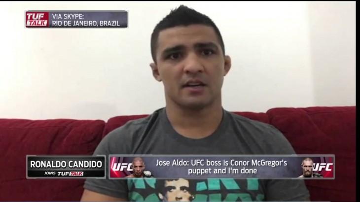 Jose Aldo's Jiu Jitsu Coach Says Aldo's Retirement Threat is Legitimate