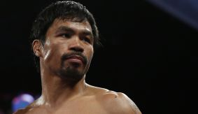 "Manny Pacquiao Media Workout Quotes – ""I Do Not Feel Old. I Feel Like I Am Still 27."""