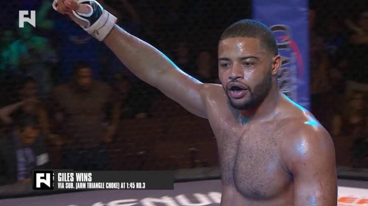 Legacy FC 59: Giles vs. Villanueva – Fight Network Recap