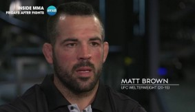 Matt Brown Discusses Scares of Concussions Following Fights with Johny Hendricks, Jake Ellenberger