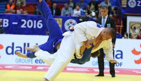 IJF Zagreb Grand Prix 2016 Day 3 Recap & Photos
