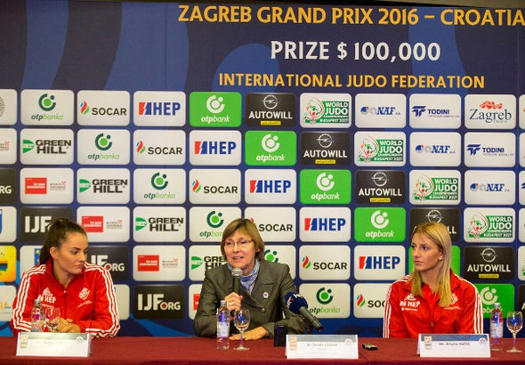 IJF Zagreb Grand Prix 2016 Preview