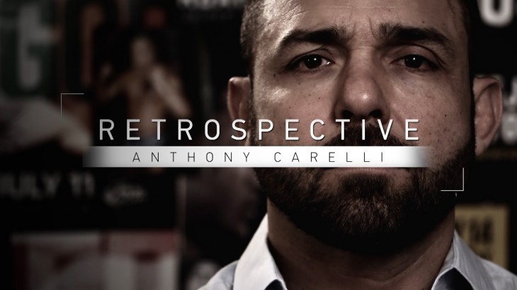 "Retrospective: Anthony ""Santino Marella"" Carelli – Part 1 – Watch Wed. Sept. 28 at 7 p.m. ET on Fight Network"