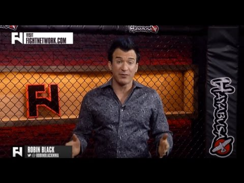 Robin Black's Keys to Victory – John Dodson vs. John Lineker at UFC Fight Night Portland