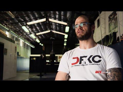 Tamdan McCrory's Long Road Back to UFC Fight Night Portland
