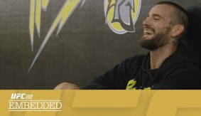 "UFC 203 Embedded: Vlog Series Episode 1 – ""Hey, One More Thing…"""
