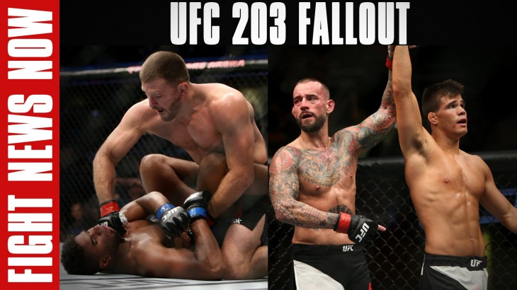 UFC 203 Recap: Cain Velasquez or Fabricio Werdum Next for Stipe Miocic, CM Punk's Debut on Fight News Now