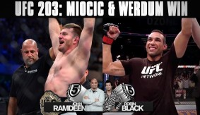 UFC 203 Recap: Stipe Miocic Stops Alistair Overeem & Fabricio Werdum Takes Another Win Over Travis Browne on 5 Rounds