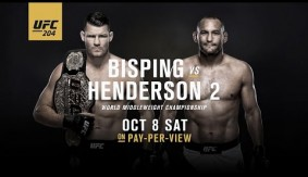 UFC 204: Bisping vs. Henderson 2 Extended Preview