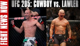 UFC 205: Donald Cerrone vs. Robbie Lawler on Fight News Now