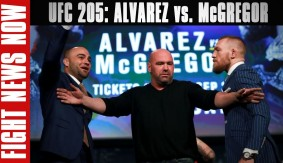 UFC 205: Eddie Alvarez vs. Conor McGregor, Jose Aldo Threatens Retirement on Fight News Now