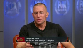 "'UFC Tonight' on Georges St-Pierre's Intended Return – ""I Never Retired. I Needed Time Off to Get Out of the Spotlight"""