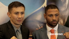 Video Highlights – Gennady Golovkin vs. Kell Brook Final Press Conference
