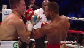 Video Highlights – Gennady Golovkin Stops Kell Brook at HBO Boxing
