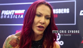 Video Highlights – UFC Fight Night Brasilia: Media Day