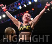 Video Highlights – UFC Fight Night Brasilia: Cyborg vs. Lansberg