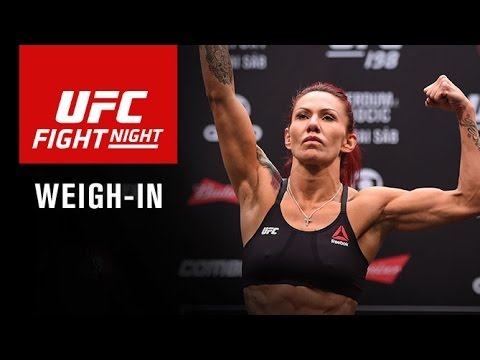 Video Replay – UFC Fight Night Brasilia: Cyborg vs. Lansberg