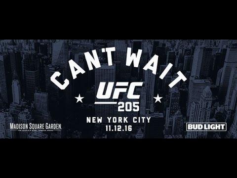 Watch LIVE at 6 p.m. ET – UFC 205: Alvarez vs. McGregor Press Conference