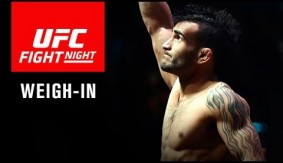 Watch LIVE at 7 p.m. ET – UFC Fight Night Portland: Lineker vs. Dodson Official Weigh-in
