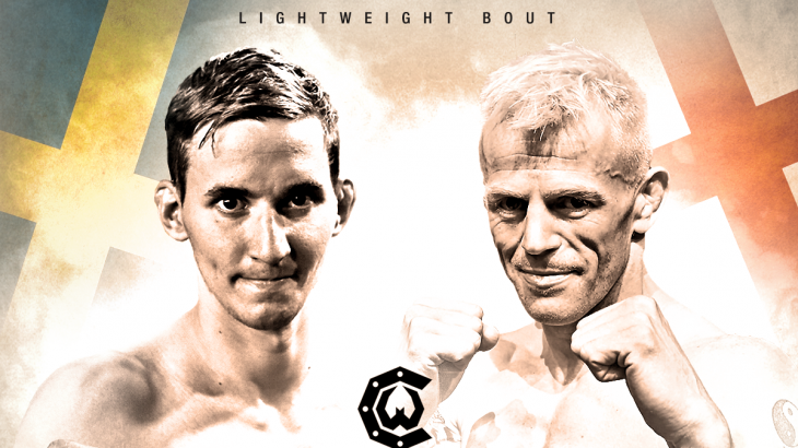 Five Bout Main Card Set For Cage Warriors 79: Svensson vs. Clist on Oct. 15 in Wales
