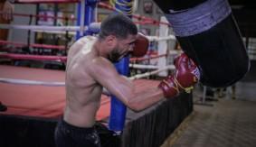 Juan Manuel Lopez Open Workout Photos – Watch Vasquez Jr. vs. Lopez LIVE Sat., Oct. 29 on Fight Network