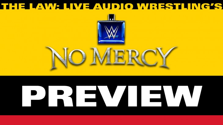 WWE No Mercy Preview with John Pollock & Jimmy Korderas