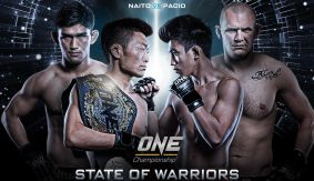 ONE: State of Warriors LIVE this Friday at 9:30 a.m. ET on Fight Network