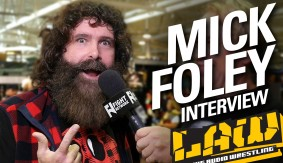 Interview: Mick Foley on Role as Raw GM, WCW Days