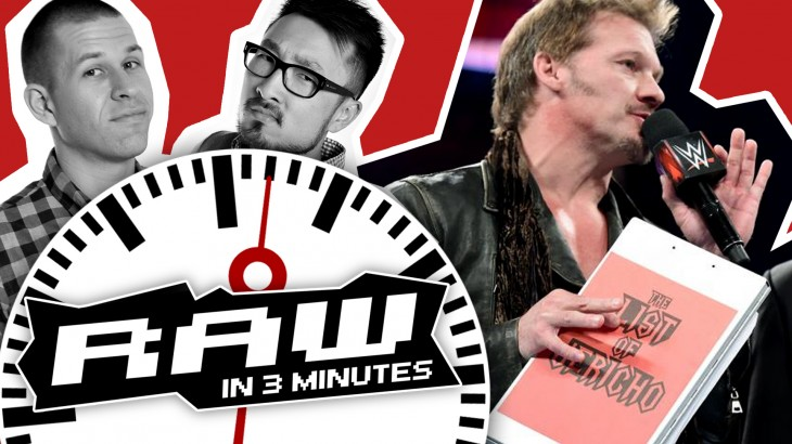 WWE RAW in 3 MINUTES: Oct. 10, 2016
