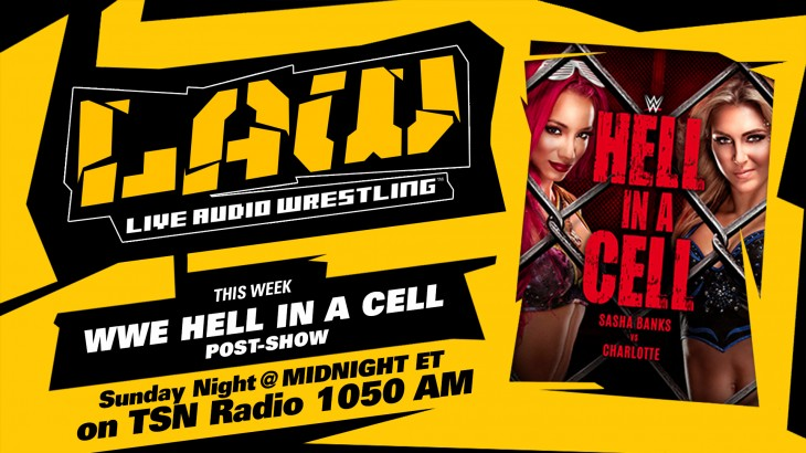 Oct. 30 Edition of The LAW – WWE Hell in a Cell, Eric Bischoff Part 2