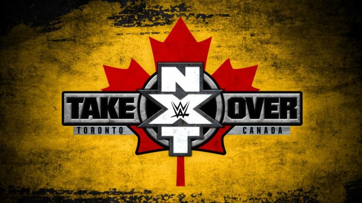 NXT Takeover Toronto Main Event