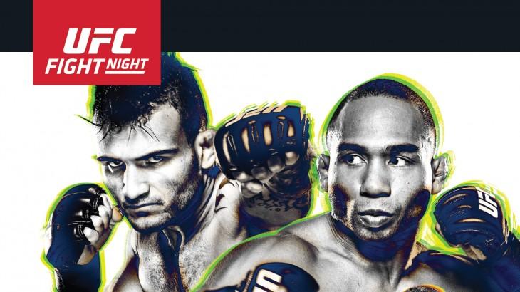UFC Fight Night: Lineker vs. Dodson Prelims at 9 p.m. ET Live on Fight Network